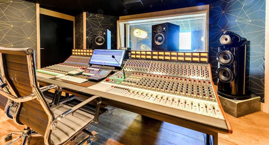 famous recording studio